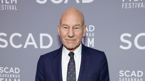 Hot Stew! All of Sir Patrick Stewart's Sexiest 'TV Guide Magazine' Covers