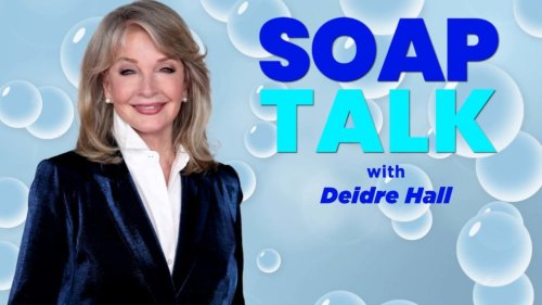'DAYS' Star Deidre Hall on Levitating (Again) and Why the Devil Wants Ben Ciara's Baby (VIDEO)