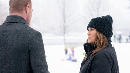Is 'Law Order: SVU' Already Teasing a Future Benson-Stabler Romance?
