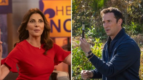'Leverage: Redemption' Adds Noah Wyle Gina Bellman's Family Members