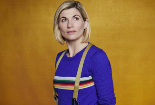 Doctor Who: Jodie Whittaker Out