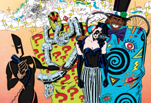 Doom Patrol Casts Sisterhood of Dada and The Dead Boy Detective Agency for Season 3 on HBO Max — Get Details