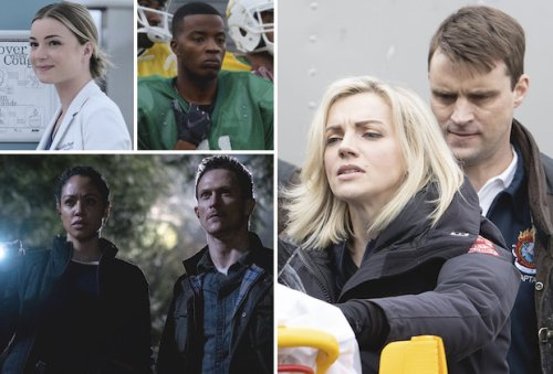 Inside Line: Scoop on Chicago Fire, Supergirl, The Resident, All American, AMLT, Debris, Roswell and More