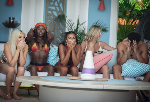 Too Hot to Handle Plot-Blocks Another Batch of Overheated, Hook-Up Ready Hard Bodies in Season 2 Trailer
