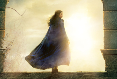 The Wheel of Time: Rosamund Pike's Moiraine, Amazon Release Date Teased in Poster for Fantasy Adaptation