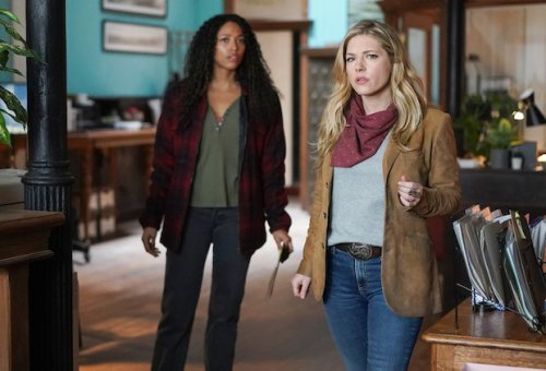 Big Sky Recap: A New Case, an Old Boyfriend and Ronald in a Wig