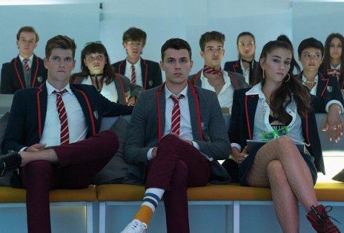 Elite Premiere Recap: New School Year, Same Raging (Murderous?) Hormones