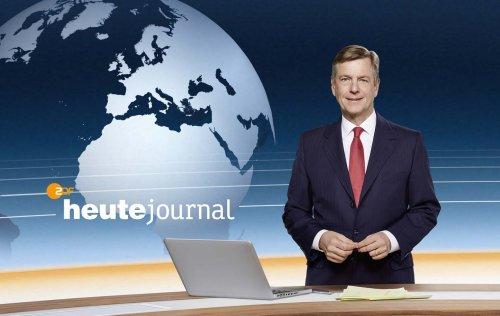 """Claus Kleber: Sein Ersatz beim """"heute journal"""" steht fest!"""