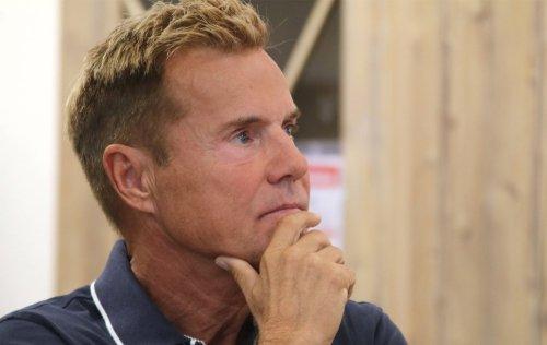 """Dieter Bohlen von Motorradunfall mitgenommen: """"Verlor die Kontrolle!"""""""
