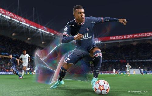 FIFA 22: Erster Gameplay-Trailer zeigt Next Gen-Features
