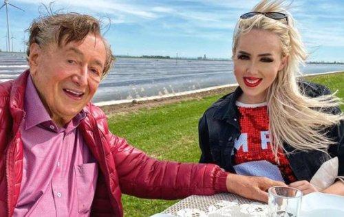 DSDS-Star Lydia Kelowitz & Richard Lugner: Liebesurlaub auf einer Yacht