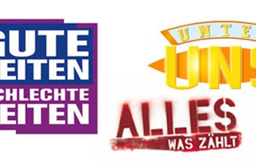 """Programmänderung: Neue Sendezeit für GZSZ, """"Alles was zählt"""" und """"Unter Uns"""""""