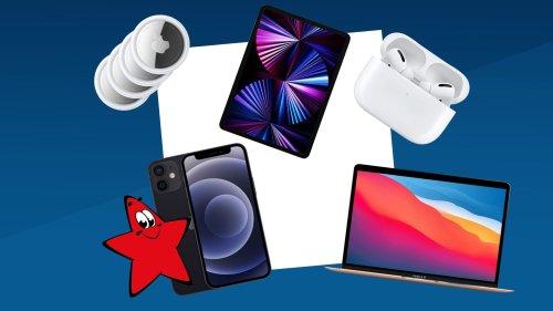 Apple-Deals bei Amazon: AirPods, iPhone 12, MacBook jetzt günstiger