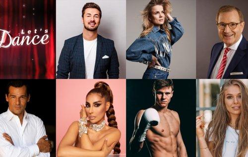 Let's Dance 2021: Alle Kandidaten | Das ändert sich in Staffel 14