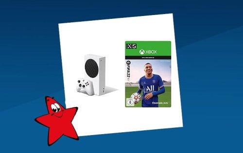 """Xbox Series S & """"FIFA 22"""": Jetzt als Bundle bei Amazon erhältlich"""