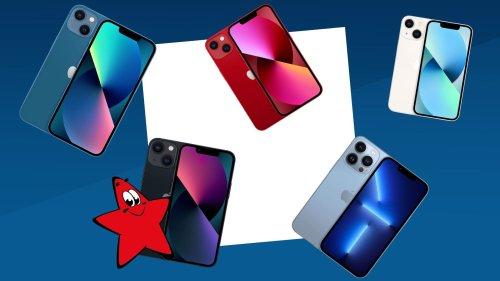 iPhone 13 kaufen: Diese Modelle gibt's bei Amazon | Mit Deal-Übersicht!