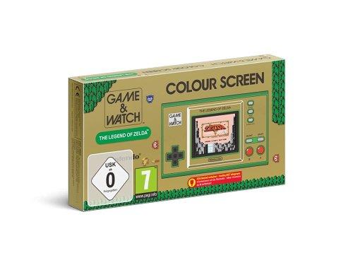 Nintendo Game & Watch: Zelda-Edition kommt im November