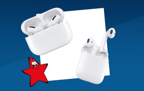 Apple AirPods Pro: Jetzt 84 Euro günstiger bei Amazon erhältlich