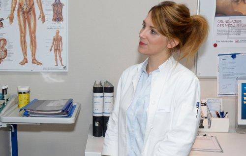 GZSZ   Nach Betrug: Verliert Lily ihre Zulassung als Ärztin?