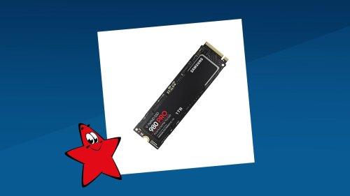 PS5-SSD bleibt reduziert! | Samsung 980 Pro im Amazon-Deal