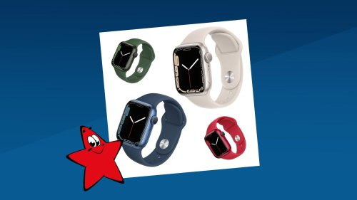 Apple Watch Series 7: Jetzt verfügbar – hier gibt's die neue Smartwatch