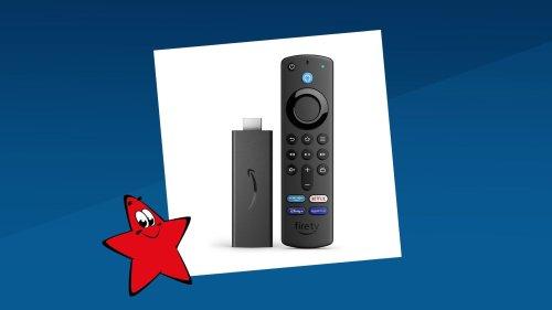 Fire TV Stick: 25 Prozent reduziert – 4K-Stick jetzt ebenfalls günstig!