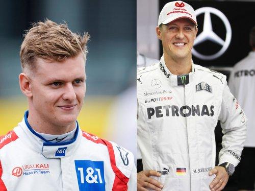 Mick teilt berührendes Foto mit Papa Michael Schumacher