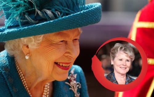 """""""The Crown"""": Erstes Foto von Imelda Staunton als Königin Elizabeth II"""