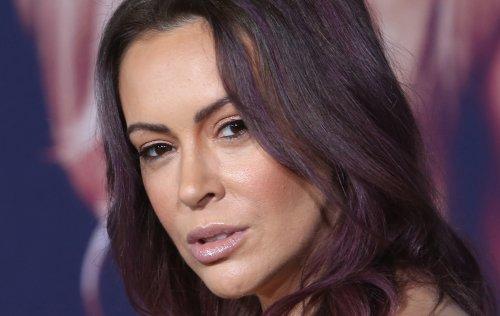 """Charmed""-Star Alyssa Milano wurde verhaftet"
