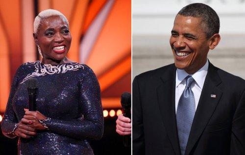 """Let's Dance"": Auma Obama – So steht sie wirklich zu Barack Obama!"