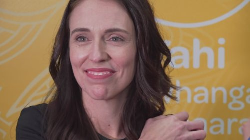 Jacinda Ardern receives second dose of Covid-19 vaccine
