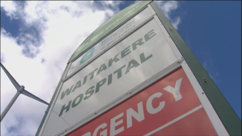 Waitākere Hospital's ED visited by person who later tested Covid-positive
