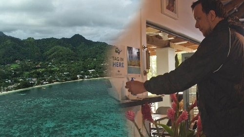 Rarotonga rolling out preparations as border opens to Kiwis tomorrow