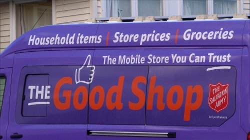 Credit law changes forces early closure of Salvation Army's Good Shop