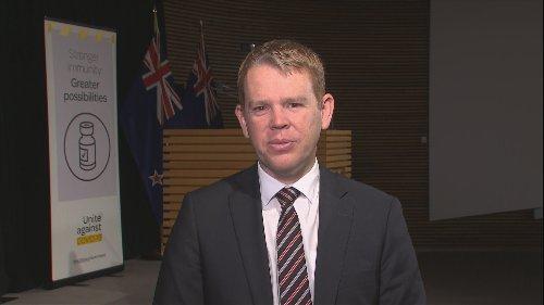 Hipkins defends reaction to Covid case's visit to Wellington