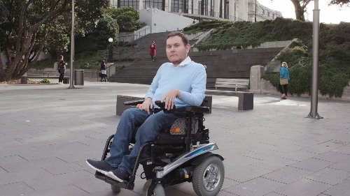 This man is facing deportation because of his disability
