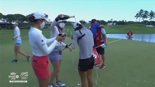Lydia Ko takes out LOTTE Championship in Hawaii recording first win in three years