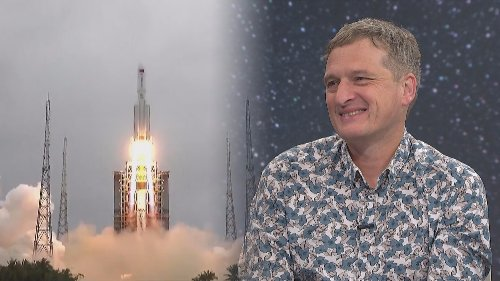 Kiwis shouldn't worry about Chinese space junk crashing into NZ, but our own space waste is an issue — professor