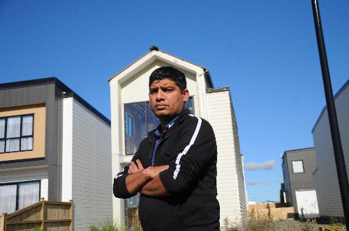 Auckland man facing $315,000 bill after house built in wrong place