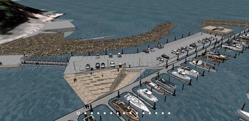 Battleground in paradise: Protestors halt work on new Waiheke marina at penguin habitat