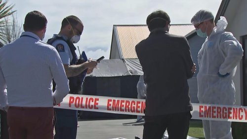 Three-year-old twins and seven-year-old killed in Timaru home