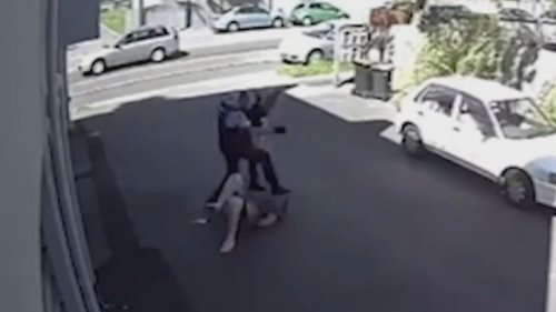 Police say video of officer kicking man in head is only a 'small excerpt'