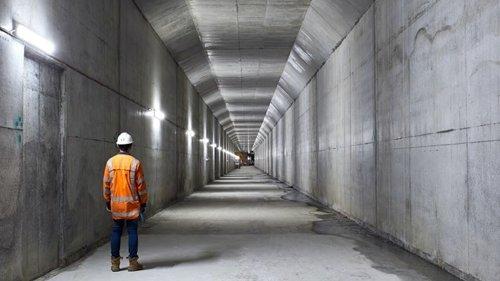Labour shortages hit major Auckland infrastructure builds