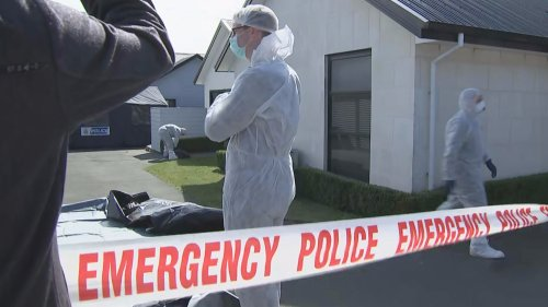 Woman charged with murder of three Timaru sisters