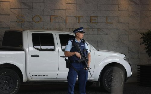 Seventh person charged over gang-related Auckland Hotel shooting