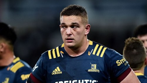 Ethan de Groot hopes to inspire more All Blacks from Southland