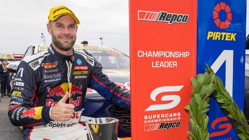 Shane Van Gisbergen chasing record-breaking start to Supercars season