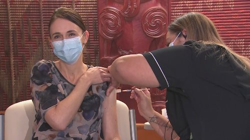 Prime Minister rejects NZ being ranked last in the OECD for Covid vaccination rates