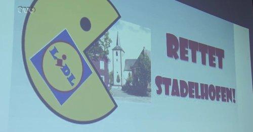 Stadelhofen: Streit um das Lidl-Logistikzentrum geht in die nächste Runde