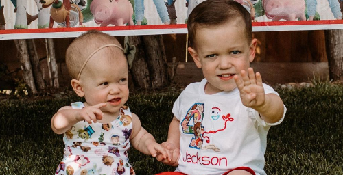 Lilah and Jackson Roloff Like You've Never Seen Them Before